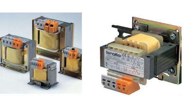 Trasformatori monofase T2-60/ T2-80 | Brollo