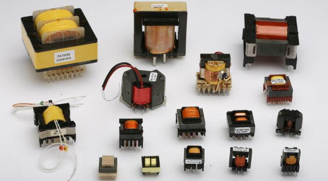 Trasformatori switching per PCB THT | I.C.E. Transformers