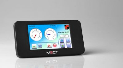 Pannello PLC con HMI Monitor Touch-Screen MECT