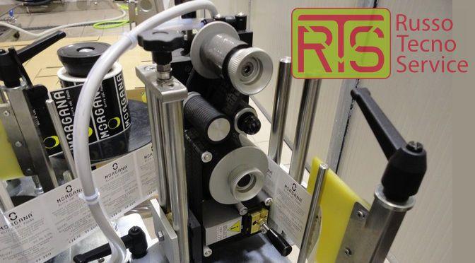 Etichettatrice ETIEMME | Russo Tecno Service