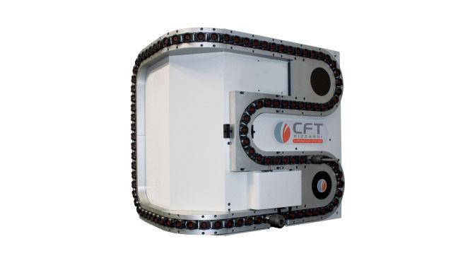 CTA..HSL cambia utensile automatico | CFT Rizzardi