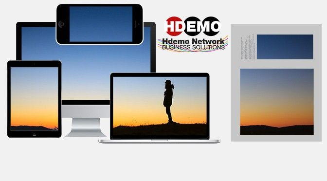 Hdemo Network, business solutions