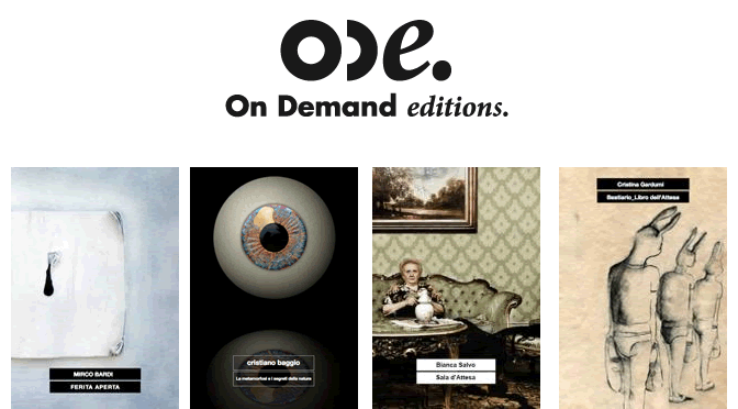 ODE, editoria d'arte e mostre