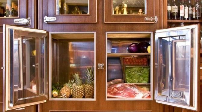 Prizzon – frigoriferi italiani di design