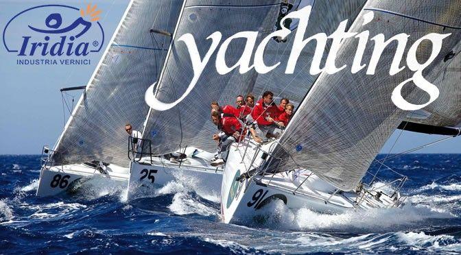 Iridia Yachting, vernici nautiche