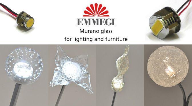 Emmegi Glass – illuminazione led con tecnologia COB