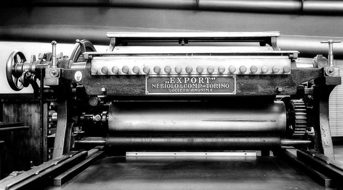 Tipoteca Italiana: il carattere della memoria