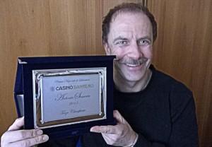 Premio Sanremo a Ermanno Fugagnoli