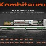 Kombitaurus la nuova generazione di lucidacoste C.M.G.
