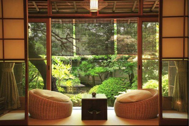 Interno abitazione Giappone