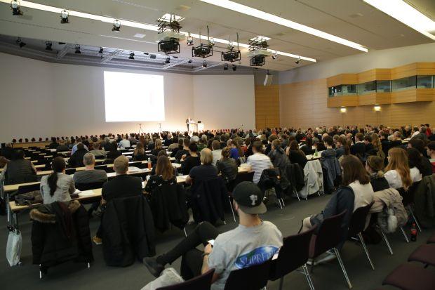 Forum Architektur 2016. Source: NürnbergMesse