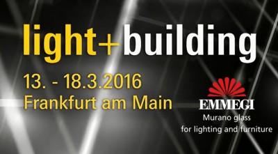 Emmegi Glass al Light+Building