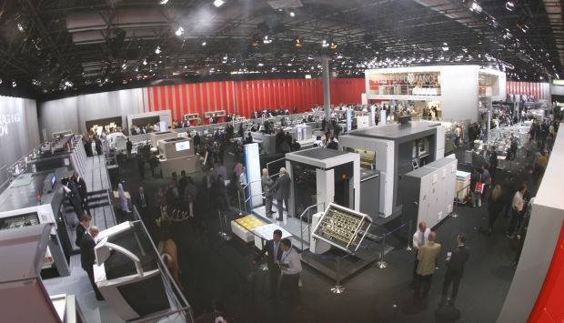 Mega Trend Print 4.0 and the Digital Networking of Machines and Systems © Messe Düsseldorf GmbH
