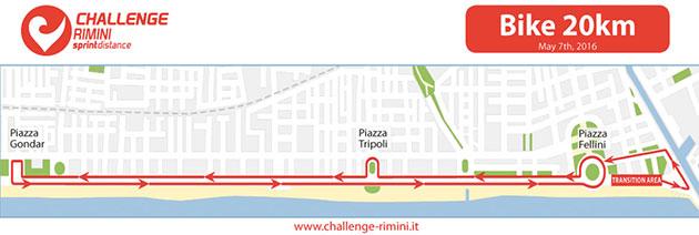 Bike 20 km