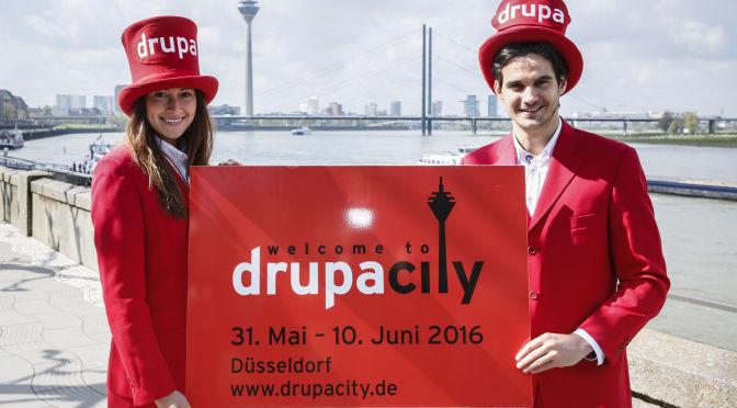 Drupa 2016 tocca il futuro