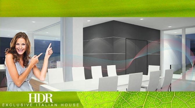 HDR: costruire in Bio Edilizia