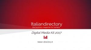 Media-kit Italiandirectory 2017