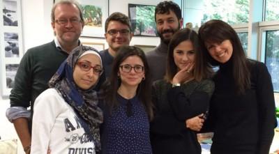 Il gruppo di ricerca di Paolo Macchi (Università di Trento)
