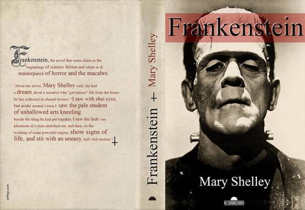 Frankenstein, una delle più recenti Abat-book