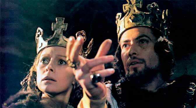 Macbeth di William Shakespeare nel film di Roman Polanski