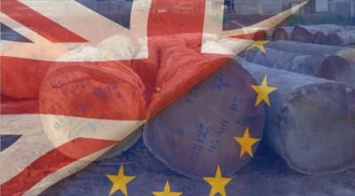 L'Europa prima e dopo la Brexit: il mercato del legno