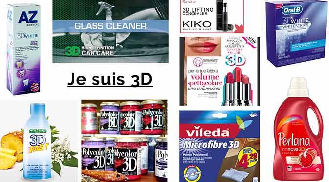 Fertility Day 3D e Je suis 3D: considerazioni semiserie
