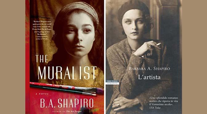 L'artista, incontrando Barbara A. Shapiro