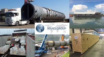 Smontaggio impianti e imballaggi industriali Mand Group