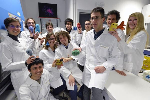 Il laboratorio di metagenomica computazionale Cibio