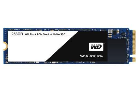 WD Black SSD PCIe