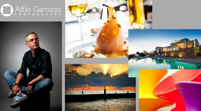 Fotografia di architettura design e food Alfio Garozzo in Sicilia