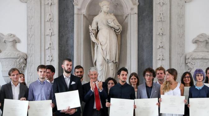 IUAV: premiata la migliore tesi di laurea di ciascuna filiera formativa