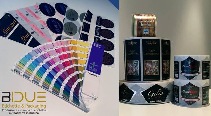 Etichette & Packaging BiDue a Venezia