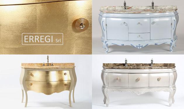 Mobili bagno e complementi d arredo erregi a padova for Mobili grande arredo
