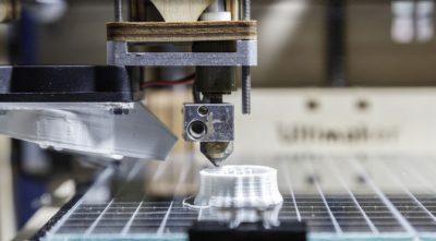 Prototipazione rapida metodi additivi e sottrattivi