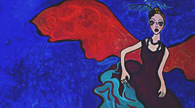 Artiste dalle Americhe. Tre figurazioni femminili