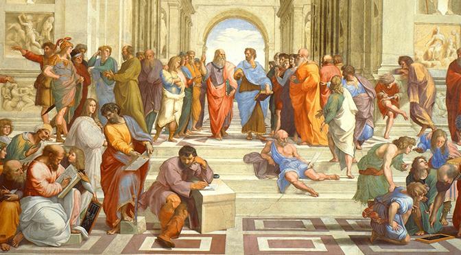 I Sofisti, filosofi o ciarlatani?