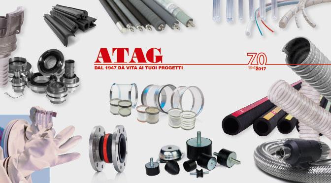 Atag SpA: articoli tecnici in plastica e gomma.