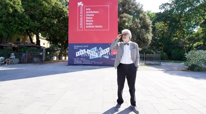 Visitiamo la Biennale d'Arte di Venezia?