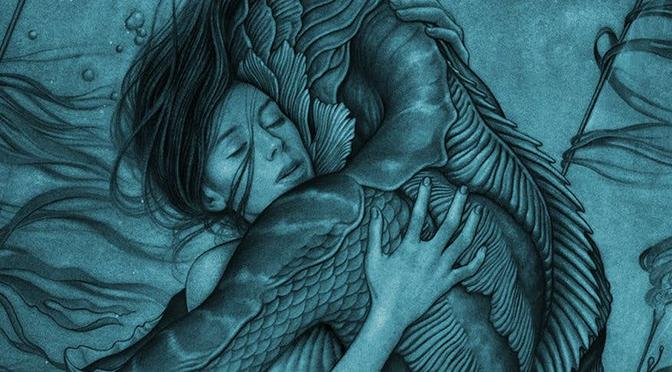 The Shape of Water. Leone d'Oro 2017