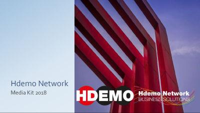 Media Kit Hdemo Network