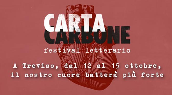 CARTACARBONE FESTIVAL LETTERIARIO