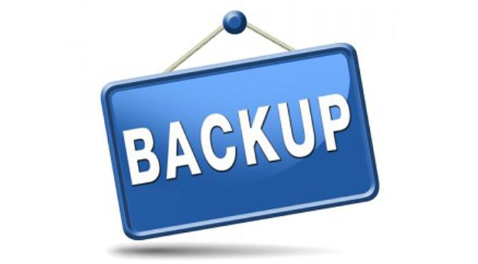 Quanto è importante il backup?