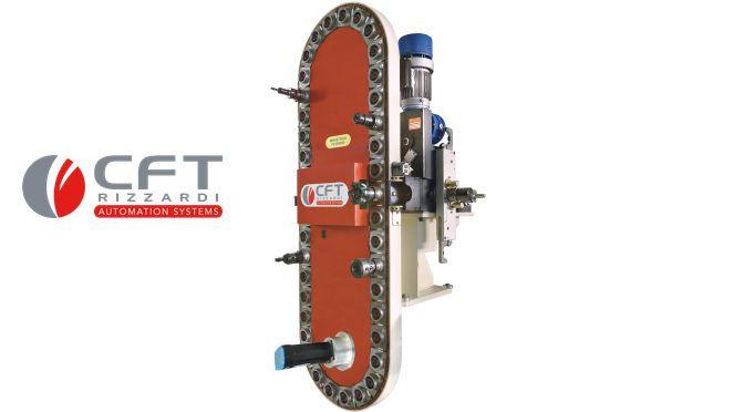 Sistemi di cambio utensili per l'automazione CFT Rizzardi Torino