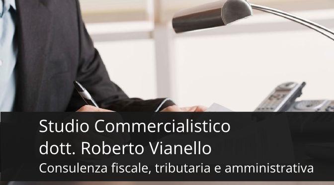 Consulenza fiscale e tributaria a Padova, dott. Roberto Vianello