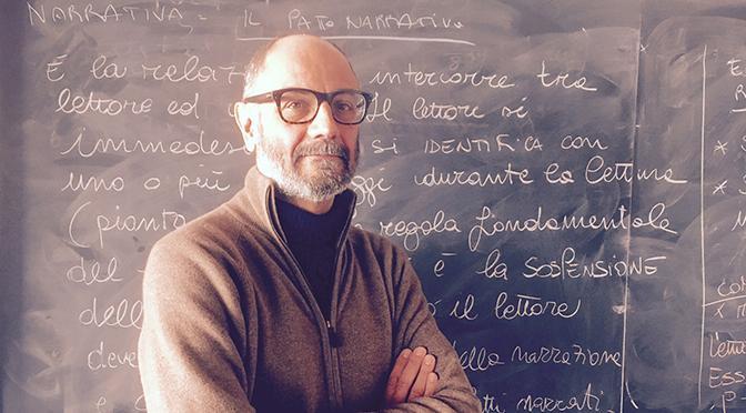 Uno scandalo bianco | Intervista a Nicola De Cilia