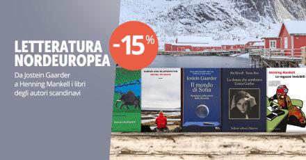 Offerta IBS letteratura nordeuropea