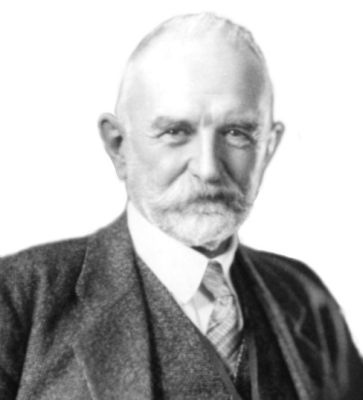 George Herbert Mead (South Hadley, 27 febbraio 1863 – Chicago, 26 aprile 1931)