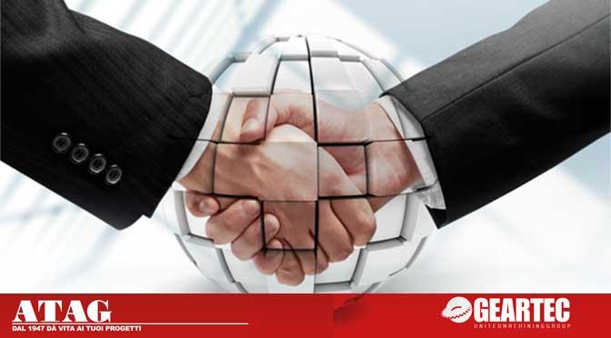 Atag e Geartec: nuove sinergie per continuare a crescere