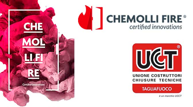 UCCT nomina Eros Chemolli responsabile della divisione Tagliafuoco e Accessori